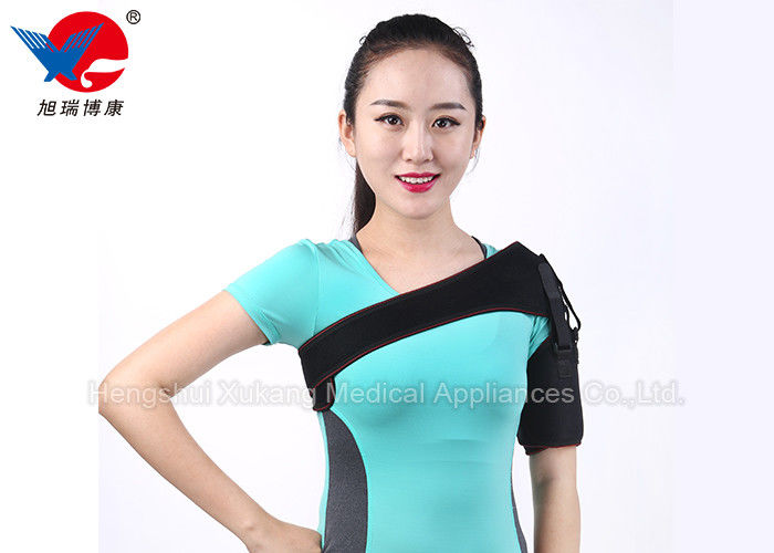 Heat Preservation Shoulder Support Brace , Protective Orthopedic Shoulder Brace