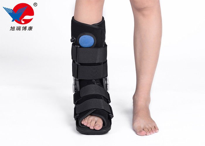 Composite Fabric Ankle Fracture Treatment Boot Effectively Prevent Causing Two Injuries