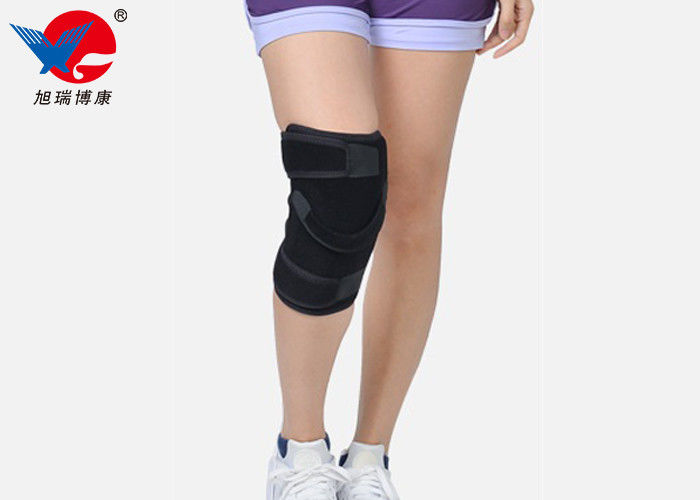 Wear Comfortable Knee Support Brace , XXL Hinged Knee Brace For Joint Fractures